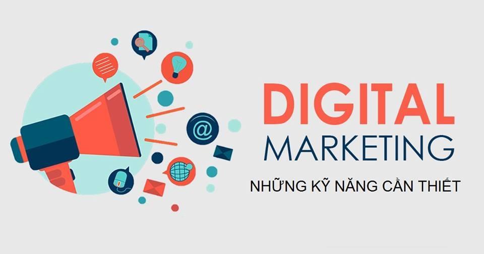Làm Digital Marketing
