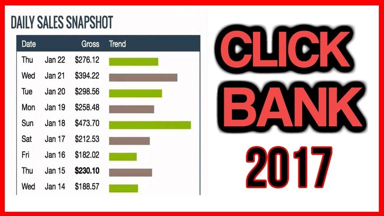 Kinh doanh sản phẩm số (Clickbank)