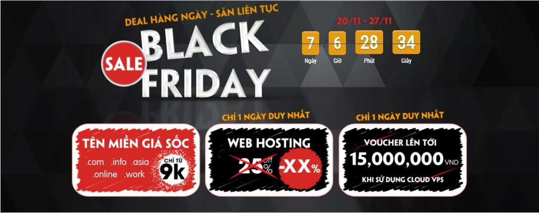 Black Friday Z.com: Khuyến mãi Tên Miền .Com Giá 9k